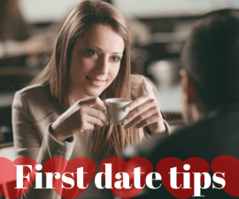 How to succeed at a first date TheFuss.co.uk