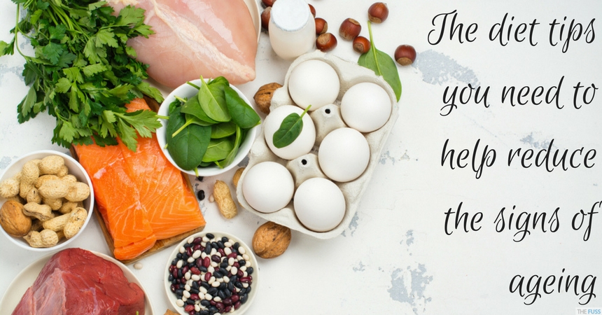 Ageing Gracefully with a Healthy Diet TheFuss.co.uk