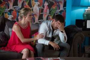 Dean and Linda in Eastenders