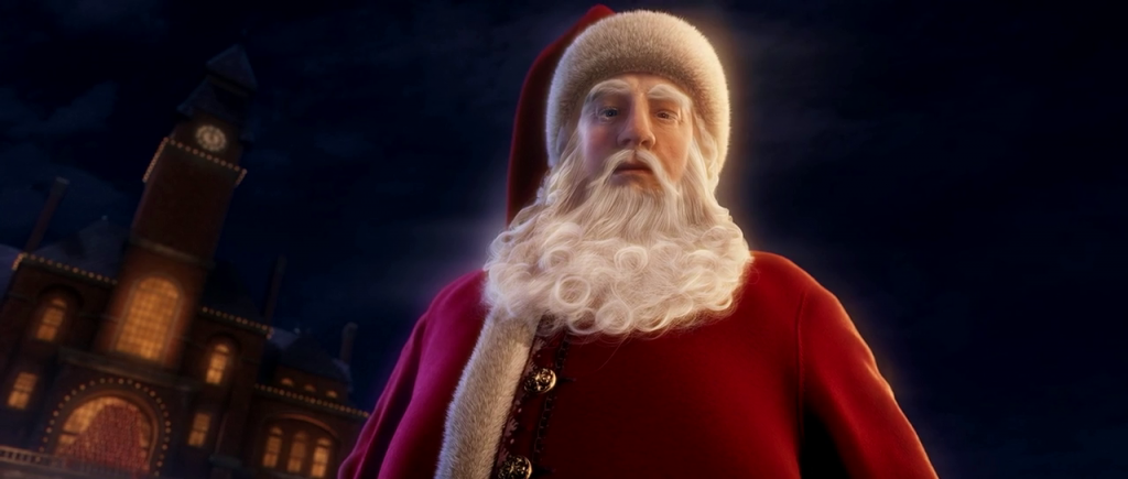 Favourite Santa's from the movies - The Fuss