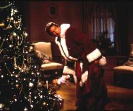 Favourite Santa's from the Christmas movies TheFuss.co.uk