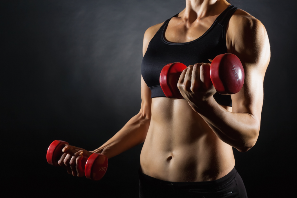 Build muscle to help burn more calories and boost your metabolism TheFuss.co.uk