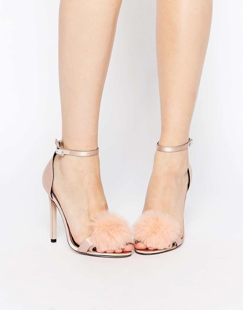 ASOS HIGHNESS Heeled Sandals