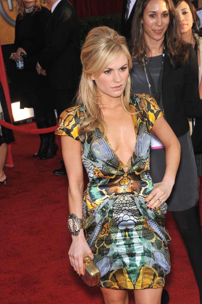 Anna Paquin SAG Awards 2010