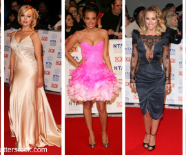 Disastrous red carpet looks from the National Television Awards TheFuss.co.uk