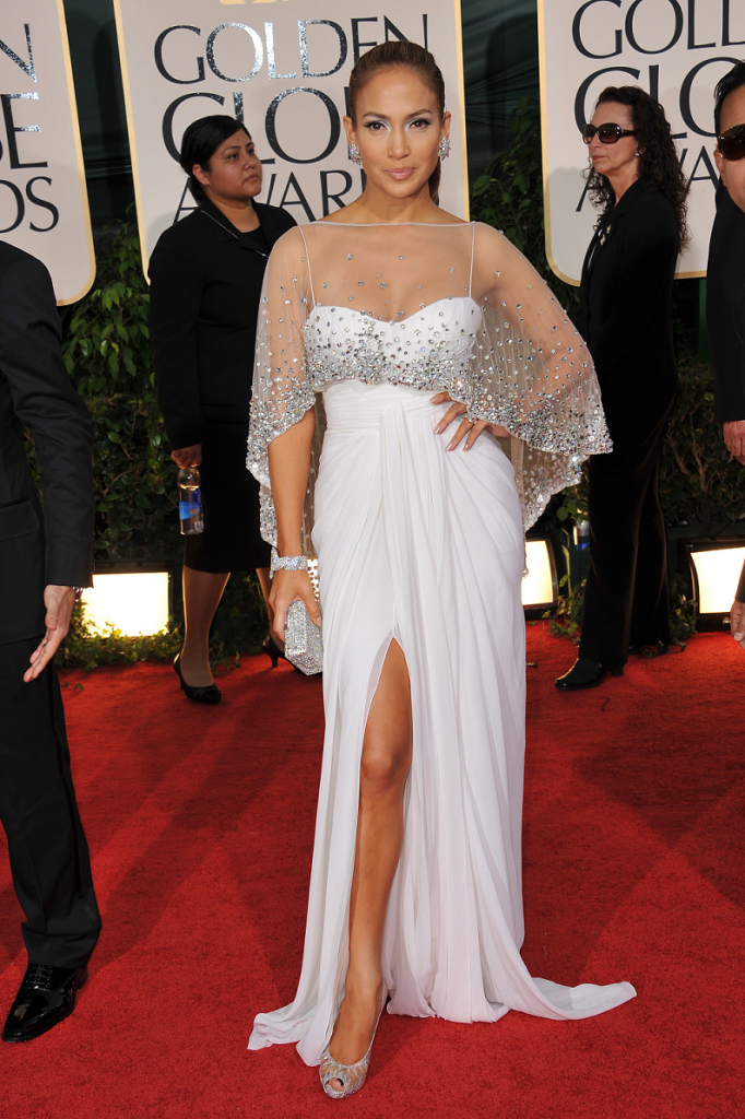 Jennifer Lopez 68th Golden Globes