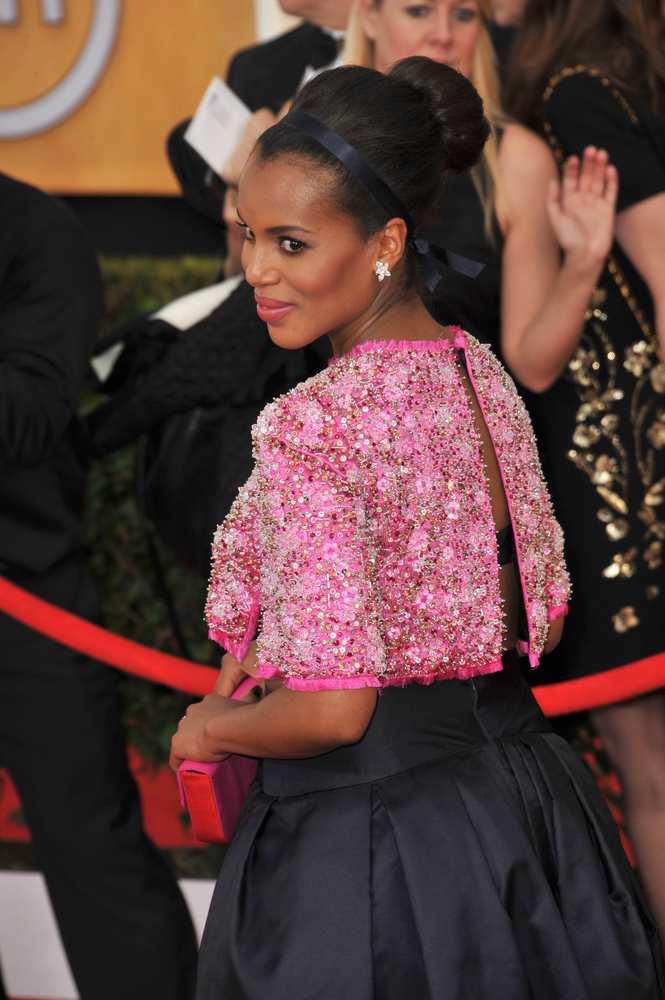 Kerry Washington SAG Awards 2014