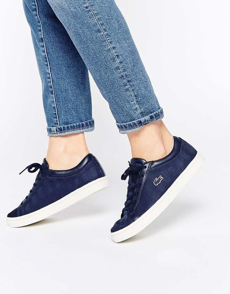Lacoste Straightset W3 Trainers