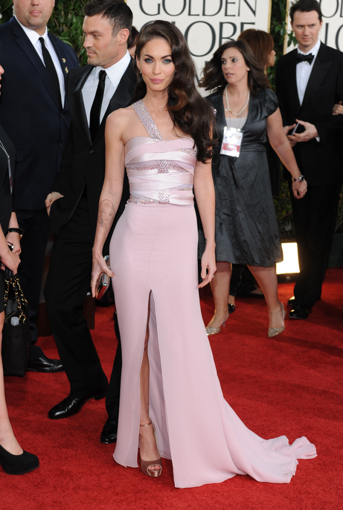 Megan Fox 68th Golden Globes