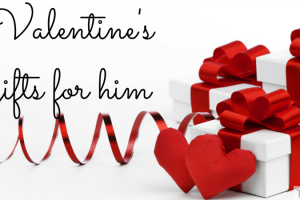 Valentine's gifts for him TheFuss.co.uk