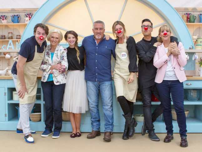 Alexa Chung And Zoella To Take Part In The Great Comic Relief Bake-Off recommendations
