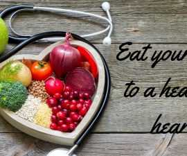 Eat your way to a healthy heart TheFuss.co.uk
