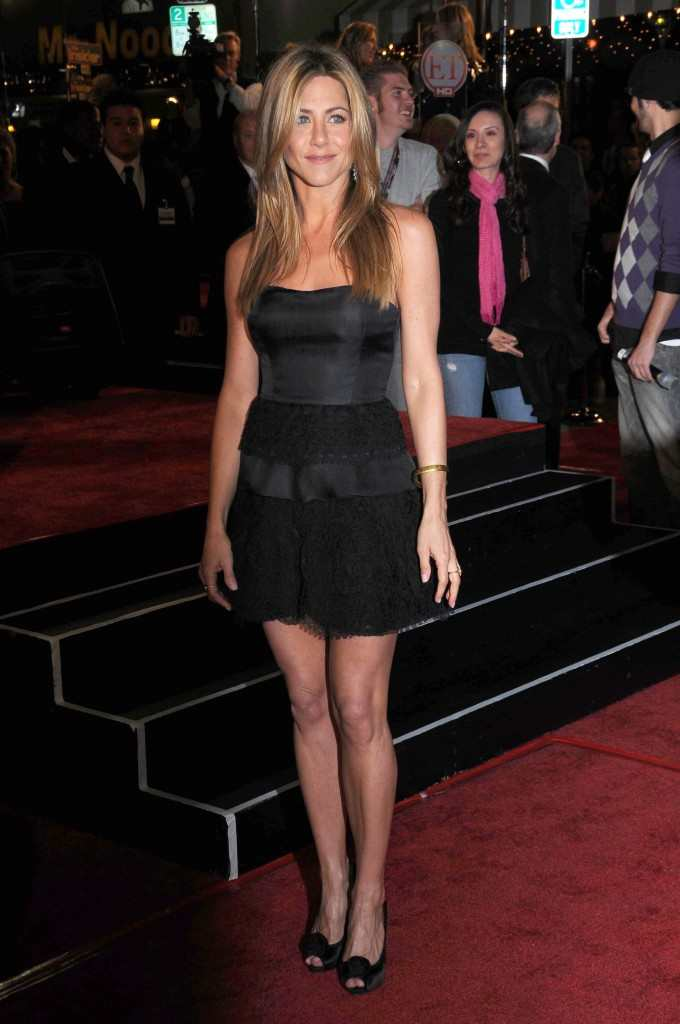 Jennifer Aniston Marley and Me premiere 2008