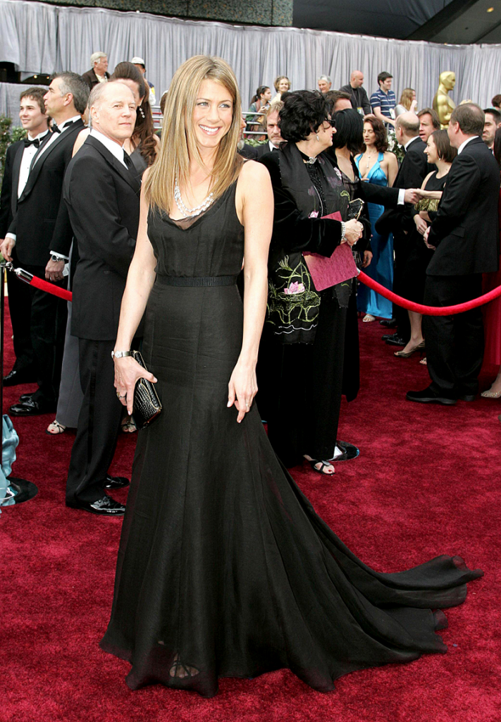 Jennifer Aniston Oscars 2007