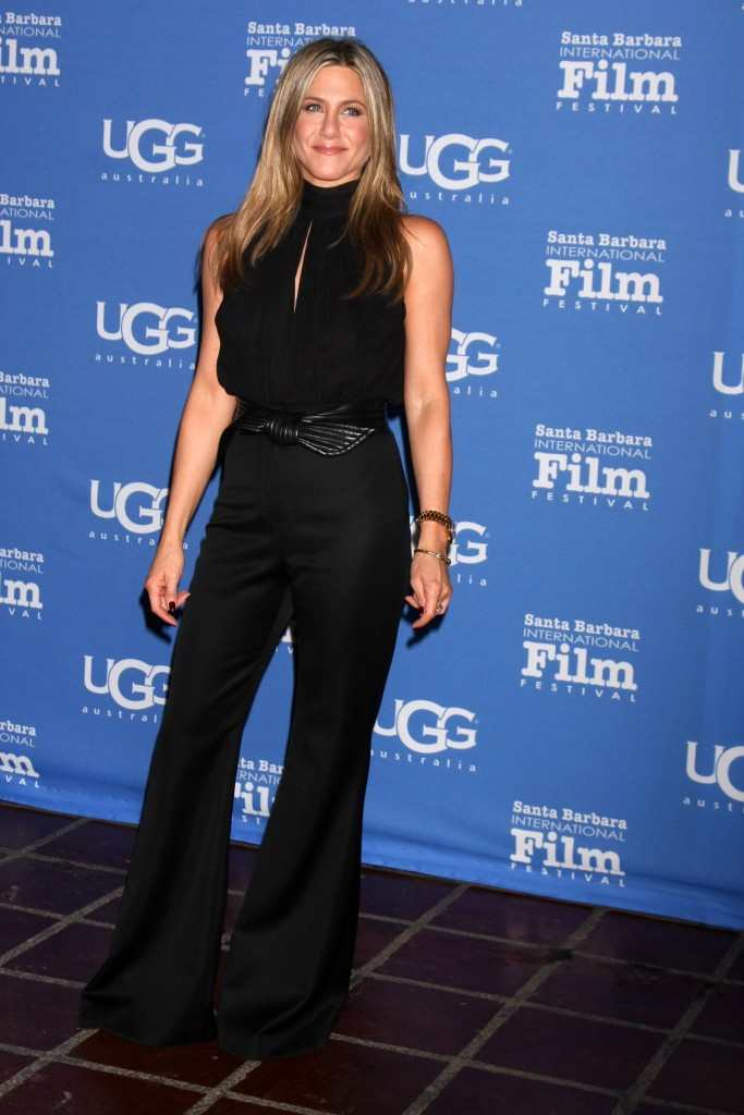 Jennifer Aniston Santa Barbara Film Festival 2015