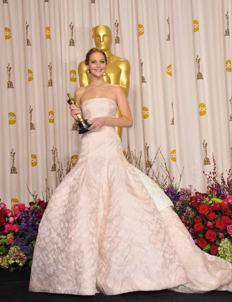Jennifer Lawrence 85th Oscars 2013