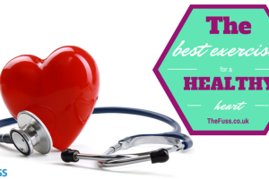 The best exercises for a healthy heart TheFuss.co.uk