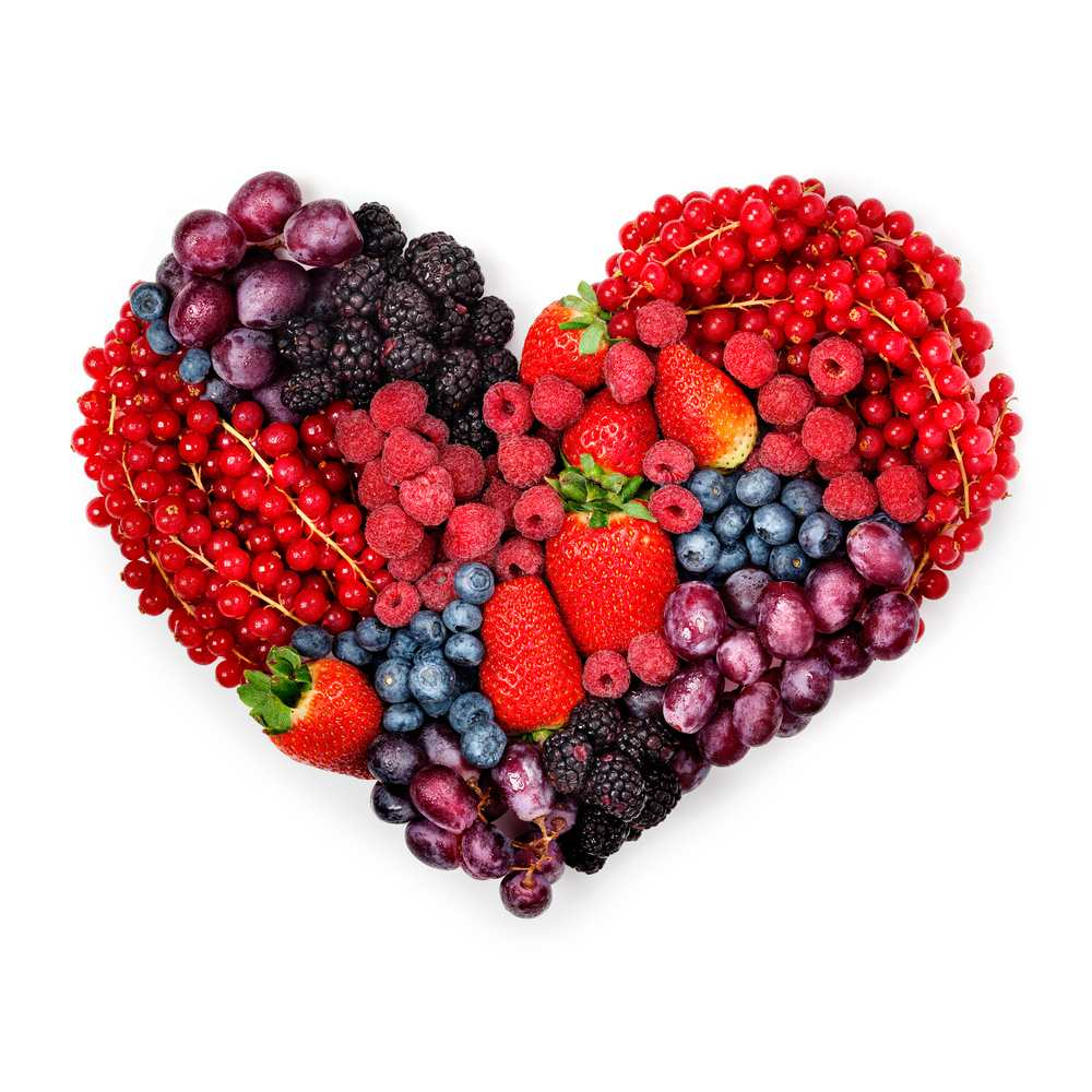 Berries are rich in antixodants which fight the signs of ageing TheFuss.co.uk