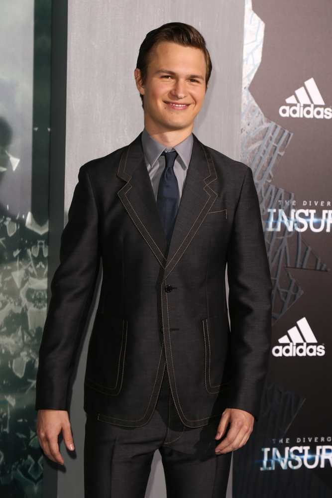 Ansel Elgort Insurgent US premiere Debby Wong Shutterstock.com