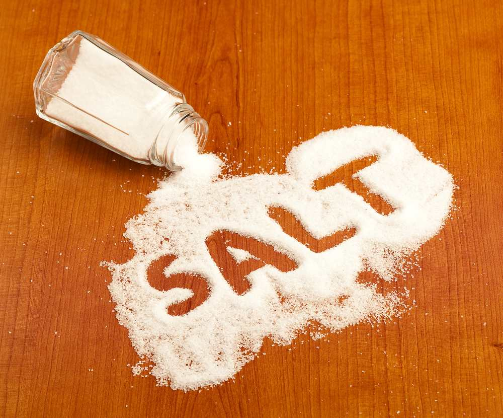 How to cut down on salt TheFuss.co.uk