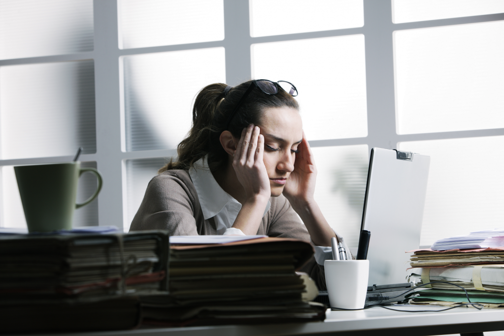 If you suffer from stress headaches, use these simple tips to ease them TheFuss.co.uk
