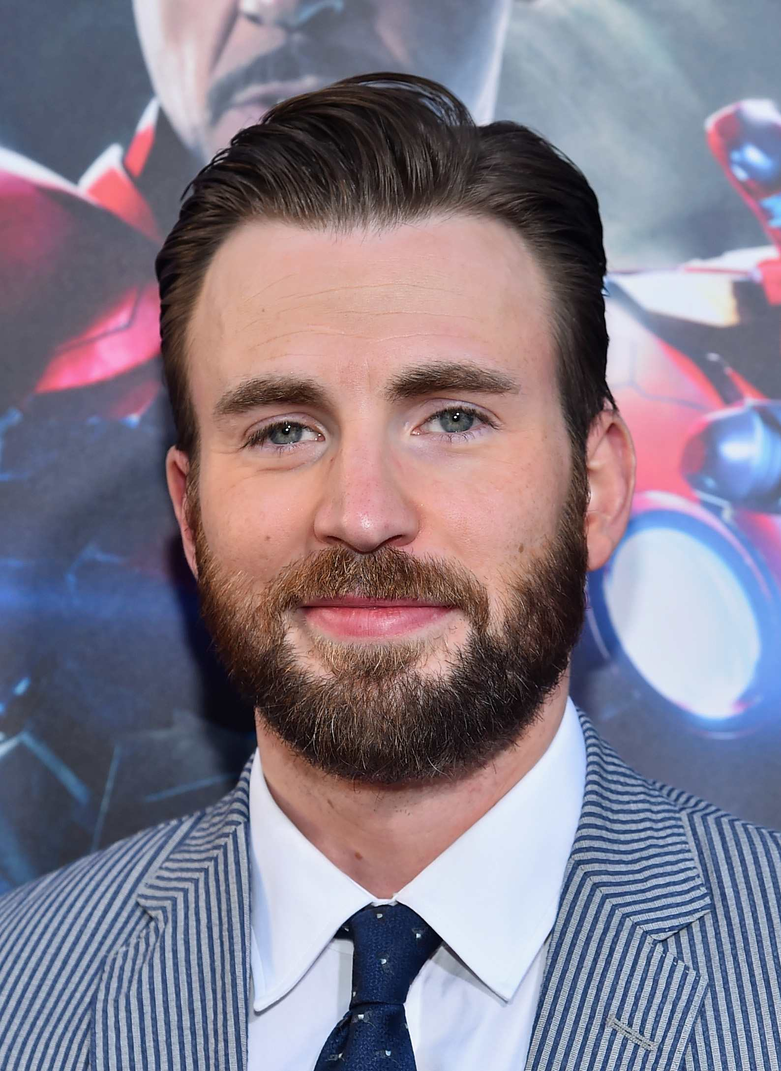 Top 12 hottest celebs with beards - The Fuss
