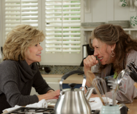 Grace and Frankie is one of our best TV shows of 2015 TheFuss.co.uk