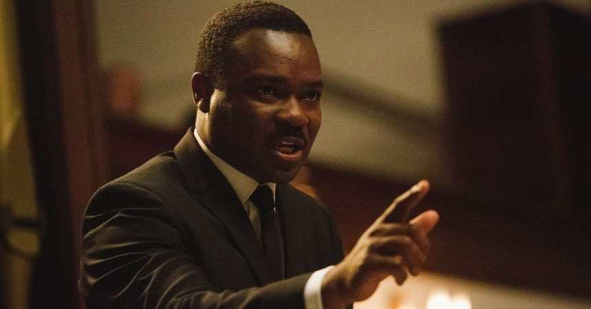 David Oyelowo plays Dr. Martin Luther King, Jr. in SELMA, from Paramount Pictures, Pathé, and Harpo Films..SEL-07498