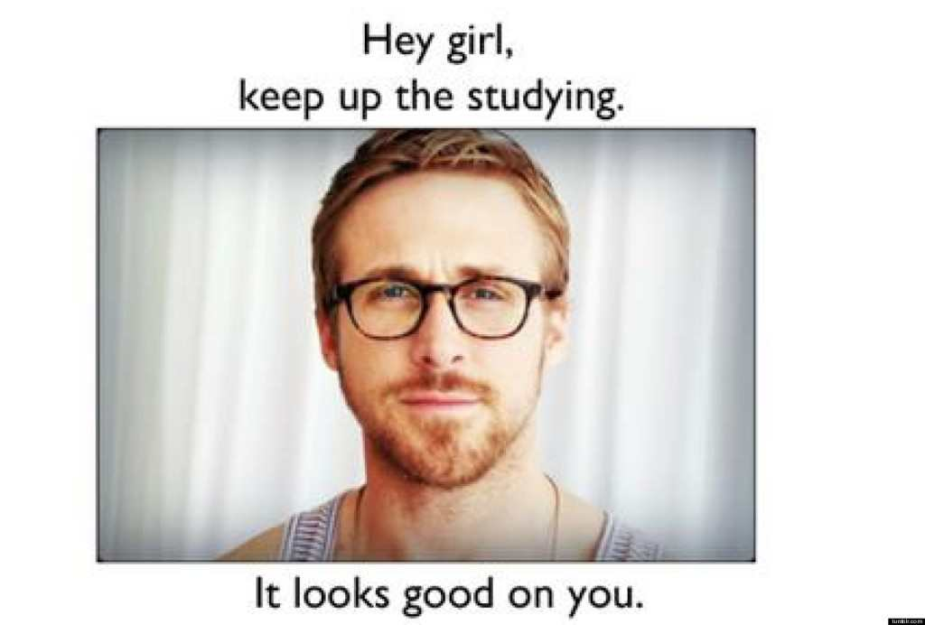 Ryan Gosling motivation meme