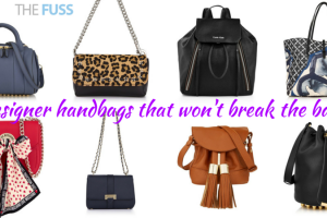 Designer handbags that won't break the bank TheFuss.co.uk