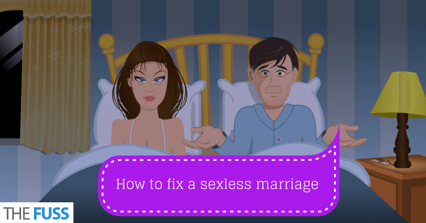Fixing sexless marriage
