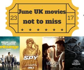 June UK movies