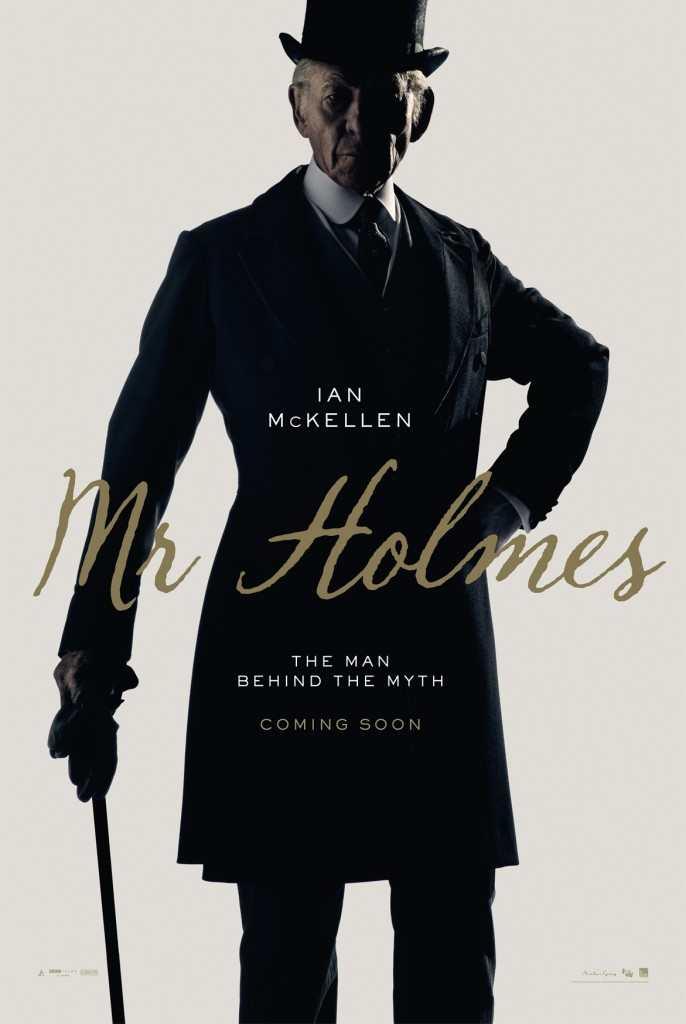 Mr Holmes film poster