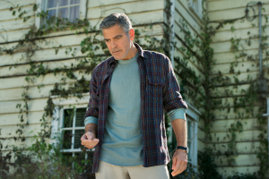 Tomorrowland film still George Clooney