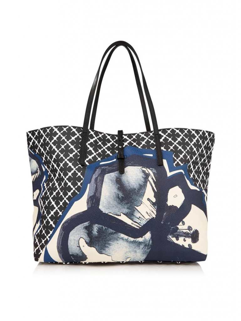 Very Exclusive By Malene Birger Grineeh Printed Shopper
