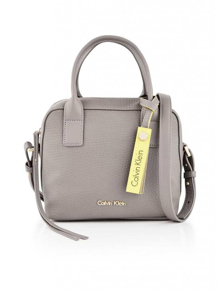 Very Exclusive Calvin Klein Nora Medium Satchel