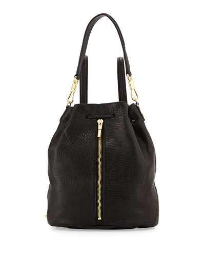 Very Exclusive Elizabeth and James Cynnie Embossed Bucket Bag