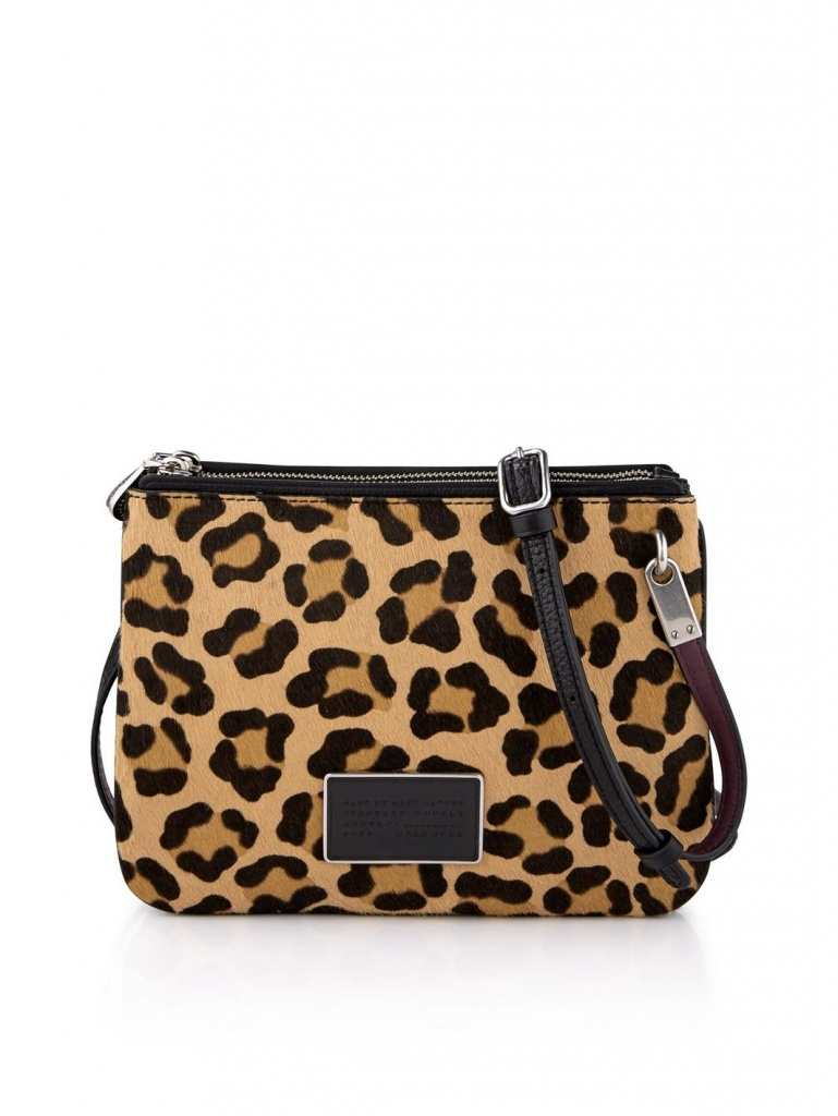 Very Exclusive Marc by Marc Jacobs Ligero Leopard Double Percy