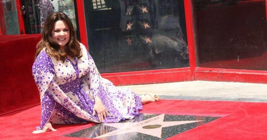Melissa McCarthy Walk of Fame event
