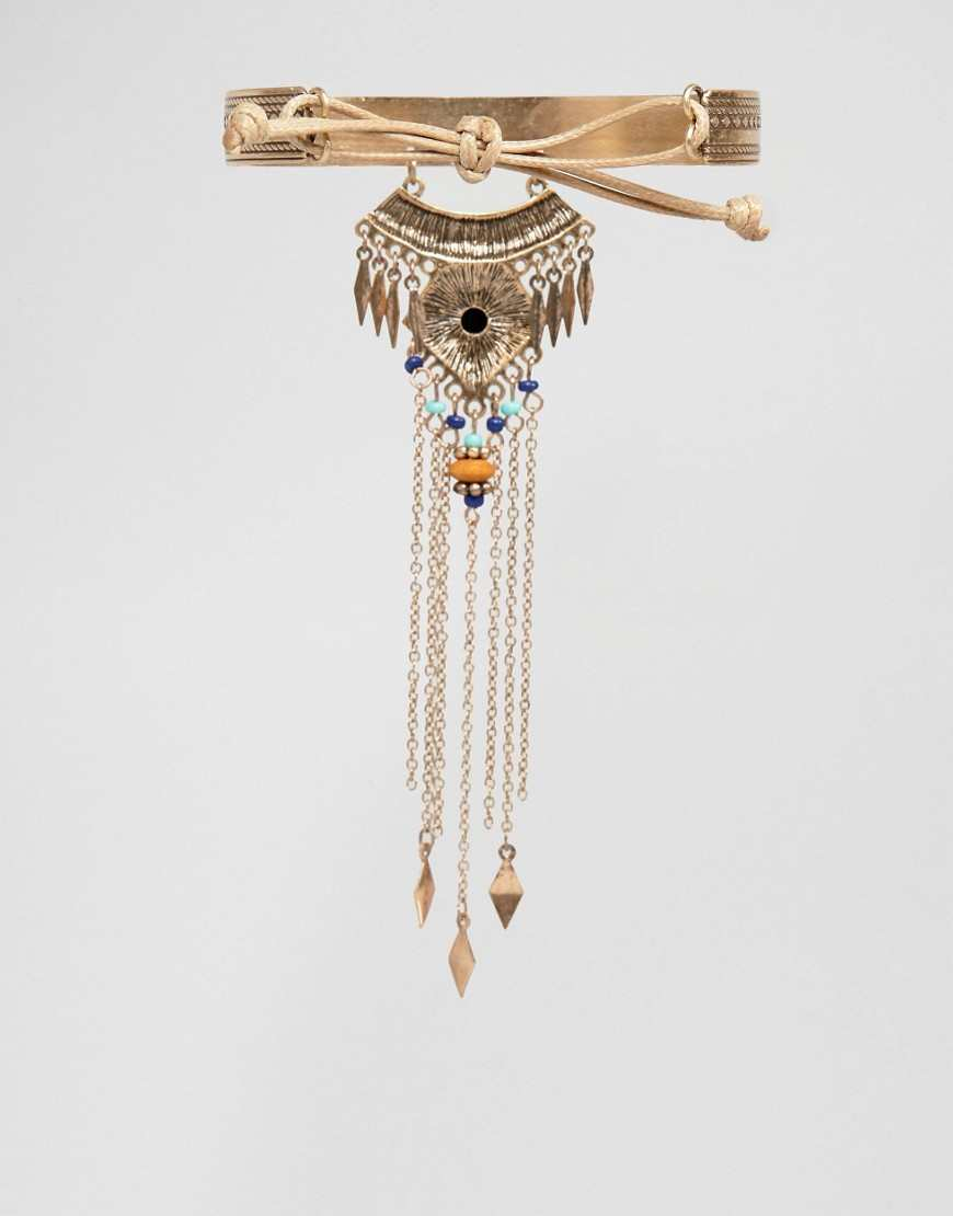 New Look Festival Chandelier Arm Cuff