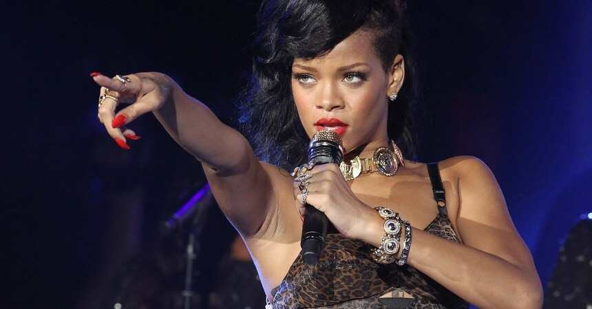 Rihanna reveals her motivation for training TheFuss.co.uk