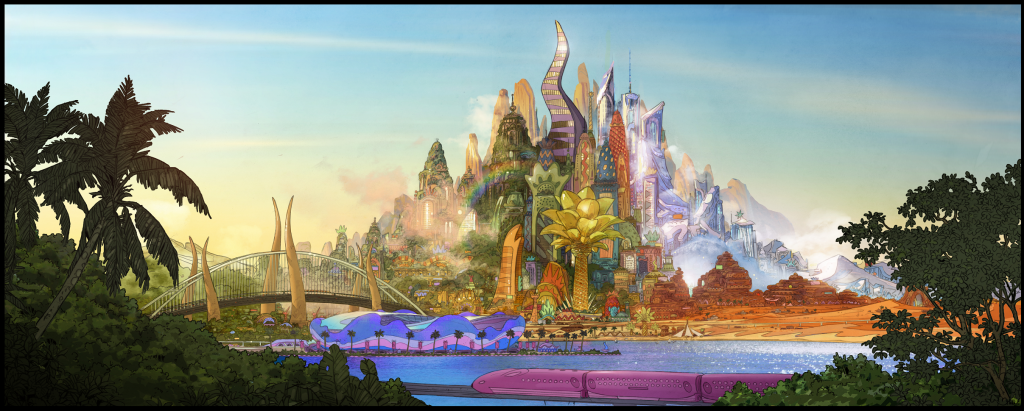Zootropolis City