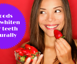 8 foods that whiten your teeth TheFuss.co.uk