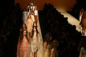 Alberta Ferretti SS15 at MFW TheFuss.co.uk