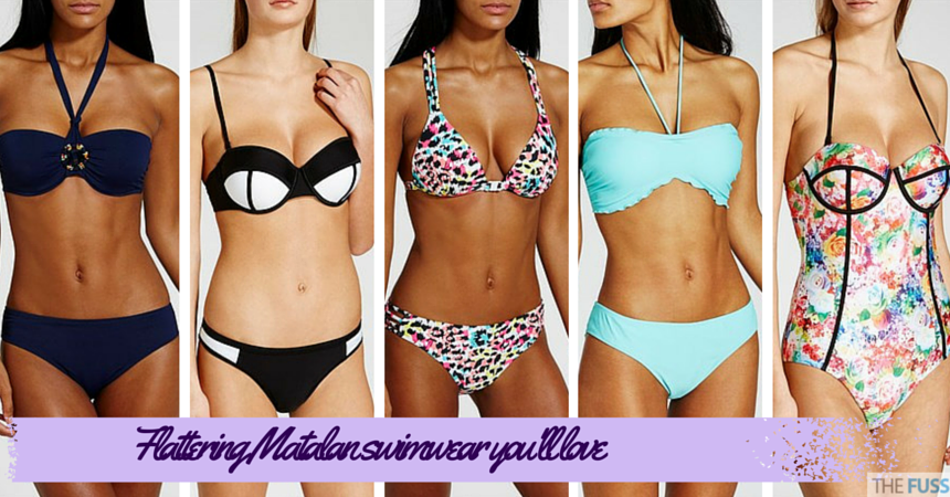 Flattering Matalan swimwear you'll love to wear TheFuss.co.uk