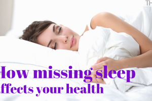 How missing sleep affects your health TheFuss.co.uk