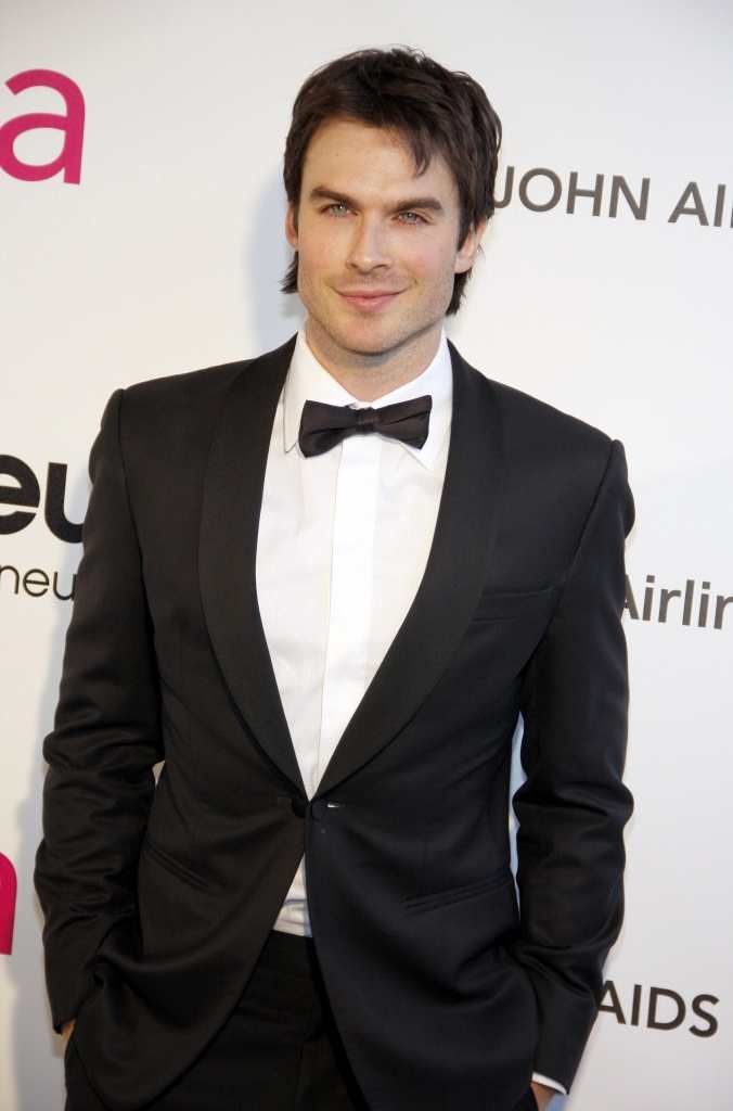 Ian Somerhalder says Damon is back to the character we fell in love with for the new series TheFuss.co.uk