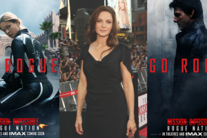 Mission: Impossible Leading Ladies TheFuss.co.uk