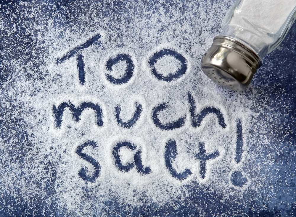 Is salt a healthy eating friend or foe? TheFuss.co.uk