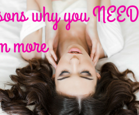 11 reasons why you NEED to orgasm more